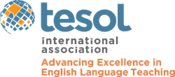 TESOL Logo and tag line.
