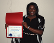FlightSafety International Bell 206 Initial Pilot Scholarship: Laura ILunga, WG 1788