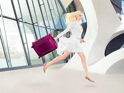 ZERO AIR II - Lightweight Luggage Collection