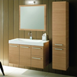 38.3 Inch Bathroom Vanity Iotti LE2 from Linear Collection