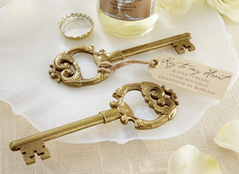 Подарок ключи на свадьбу