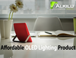 ALKILU Leverages Kickstarter to Raise Funds for OLED Production