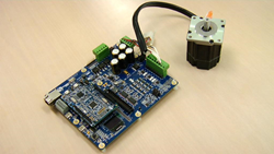 NXP LPC1500 series microcontrollers for motion control