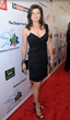 Actress Daphne Zuniga best known for her role on Melrose Place, arrives at the 11th Annual Children Uniting Nations Oscar Celebration, held at the Beverly Hilton Hotel