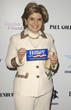 Gloria Allred poses on the red carpet for the 2008 Billboard Magazine and Children Uniting Nations Award Viewing Party