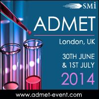 ADMET | 30TH JUNE & 1ST JULY 2014, London UK