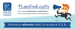 Lane End Advocate Scheme