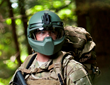 Revision Military modular helmet system