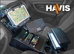 High-quality docking and mounting solutions protect and organize expensive in-vehicle equipment and hardware to maximize mobile worker productivity.