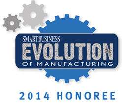 2014 Evolution of Manufacturing Award