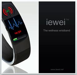 iewei, the wellness wristband
