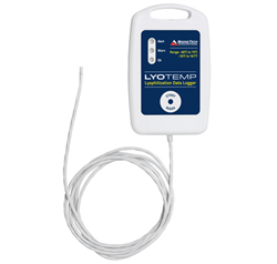 LyoTemp Lyophilization Data Logger