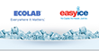 Ecolab and Easy Ice Announce Exclusive Distribution Partnership