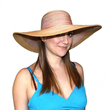 monique wide brim sun hat sungrubbies