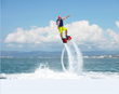 Flyboard Experience at Grand Velas Riviera Nayarit Allows Guests to...