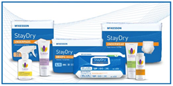 McKesson Stay Dry & Thera