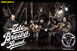 Zac Brown Band Heads to Sturgis Buffalo Chip