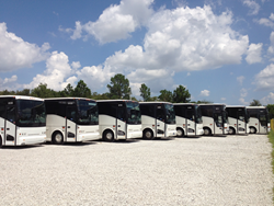 Transportation and destination management services