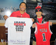 Kids Wish Network Grants Wish for Texas Teen with Derrick Rose of...