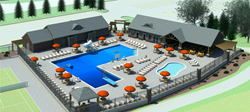 New Pool Area Planned for Butte des Morts Country Club