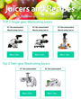 Juice Extractors – TOP 10 Juicers for Vegetables and Fruits Reviewed...