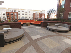 Sundek of Washington Decorative Concrete Awards First Place Winner