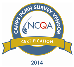 HEDIS CAHPS PCMH Survey Vendor Seal
