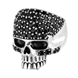 stainless steel skull rings and jewerly from skulljewelry.com