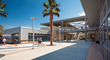 The integrated approach for Montgomery Middle School resulted in a LEED for School Platinum design.