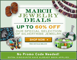 March Jewelry Deals