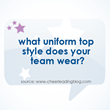 A Cheerleading Blog Poll Reveals The Surprisingly Most Popular Style...