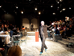 Futurist Greg Verdino speaking at xPotomac 2013 in Washington DC