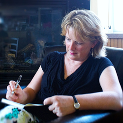 Aine Greaney, author