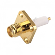 SMA Female Flange For Microstrip - RF Connector