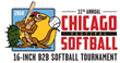 Teams from Local Businesses to Play in 12th Annual 16-Inch Softball...