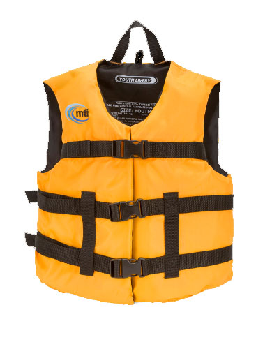 New Line Of Life Vests And Life Jackets Are Introduced For