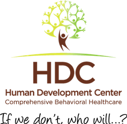 The Human Development Center Logo