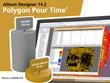 Altium Designer 14.2 Polygon Pour Time