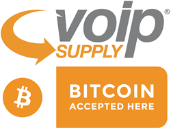 VoIP Supply now accepts Bitcoin