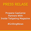 Propane GasGenie Partners With Inside Tailgating Magazine