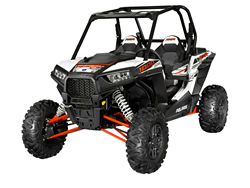 Polaris RZR XP 1000 featuring Williams Controls electronic throttle