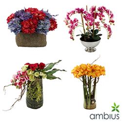 silk flowers, silk flower arrangements, artificial flowers, artificial plants, indoor plants, flower displays