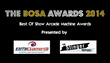 2014 Best Of Show Arcade Machine Awards Revealed - The BOSA Awards