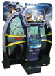 Mach Storm Video Arcade Jet Dogfighting Simulator Machine From Bandai Namco Games
