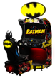 Batman Arcade Video Racing Battle Video Arcade Game From Raw Thrills