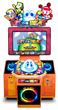 SpongeBob SquarePants - Hit The Beat Music Rhythm Arcade Game From Andamiro