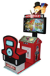 Monopoly Arcade Ticket Videmption Arcade Game From ICE Games