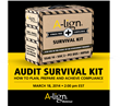 "A-lign and Audit Liaison to Present Joint Webinar Entitled: ""Audit..."