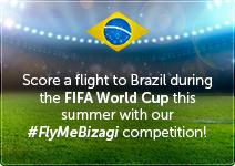 #FlyMeBizagi competition