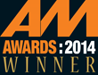 AM Winners logo